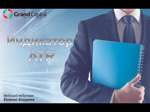 Индикатор ATR (среднего истинного диапазона)