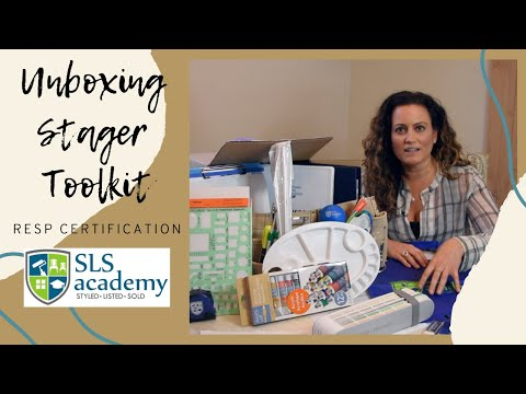 UNBOXING Home Staging Training: Become a Home Stager with ...