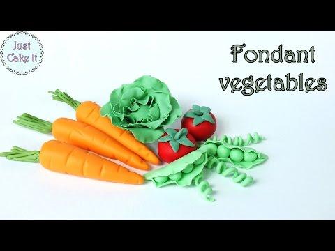 , title : 'How to make fondant vegetables / Jak zrobić warzywa z masy cukrowej