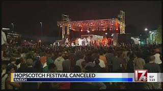 Popular Hopscotch Festival canceled this year in Raleigh