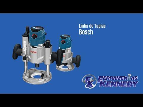 Conheça a Linha de Tupias Bosch