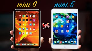 iPad mini 6 vs iPad mini 5 - Really Worth $100 More?!