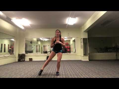 Exercise thumbnail image for Narrow Squat Toe Taps
