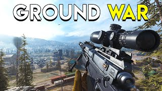 Ground War is Chaos! - CoD: Modern Warfare Ground War Gameplay (PC)