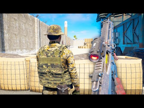 Realistic War Situation - Far Cry 5