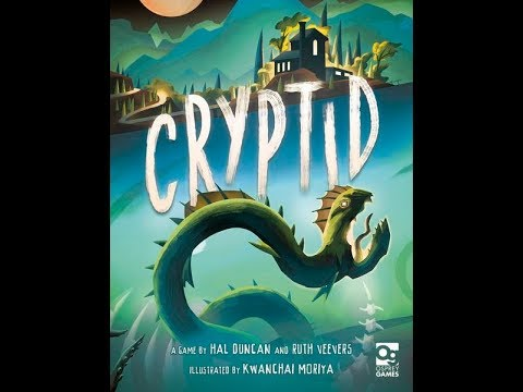 Bower's Game Corner: Cryptid Review