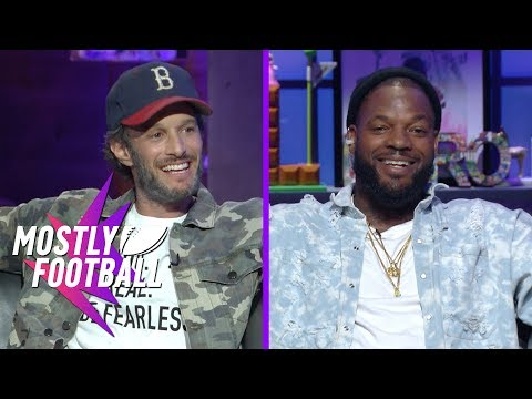 "Martellus Bennett Takes On Comedian Josh Wolf In ""How Many F**ks""  