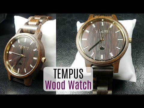Wood Watch Review! | TEMPUS