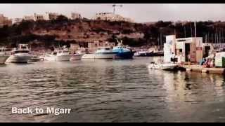preview picture of video 'A boat trip to Gozo'