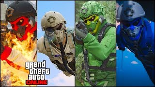 GTA Clothing GLITCH | The Demon Pilot | How To SAVE Any Mask With Full Face Pilot Helmet
