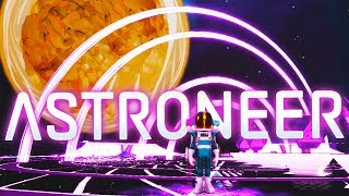 Using Explosive Powder In A Planet Core in Astroneer