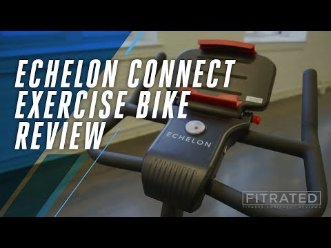 Echelon Connect Exercise Bike Review