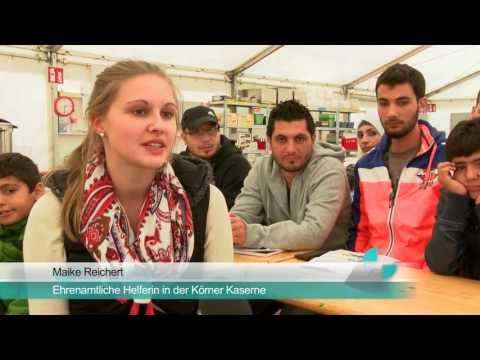 Flüchlingshilfe in Aachen
