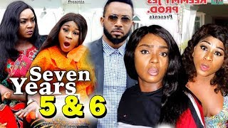 SEVEN YEARS SEASON 5&6 Finale - Chioma Chukwuka 2019 Latest Nigerian Nollywood Movie Full HD