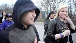 Альфредо Флорес, Alfredo Flores speaking Norwegian