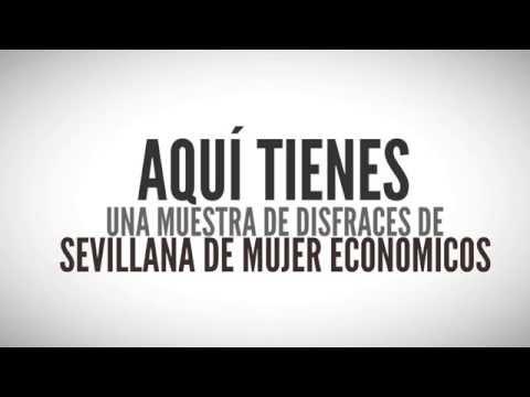 Disfraces de Sevillana Baratos- Feria de Abril 2014