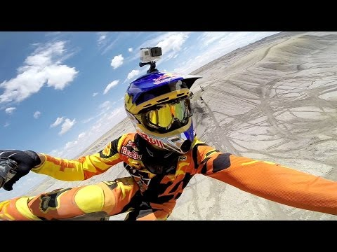 GoPro: Ronnie Renner and Mike Mason Shred Caineville