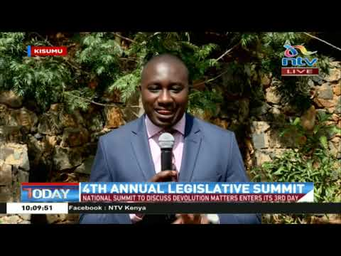 President Kenyatta, Dp Ruto no show as National summit enters its 3rd day