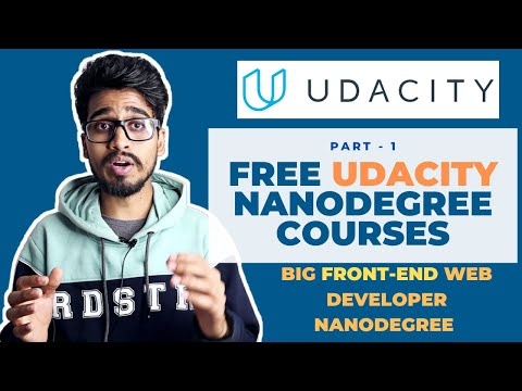 Free Udacity Nanodegree Courses: Web Developer | Front-End ...