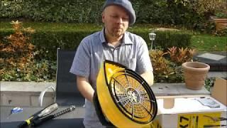 Kärcher K7 Full Control Plus Home unboxing