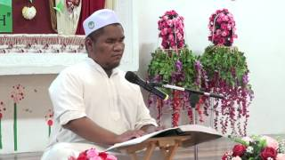 Muhamad Fiqri Muhamad Fahmi - Blind Qori of Sabah - Qori Buta dari Sabah - Surah al-Anfal: 59