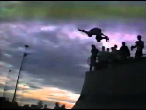 Fairfield Vert Ramp H Street Demo 1989