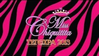 Miss Chiquitita Tenexpa 2013