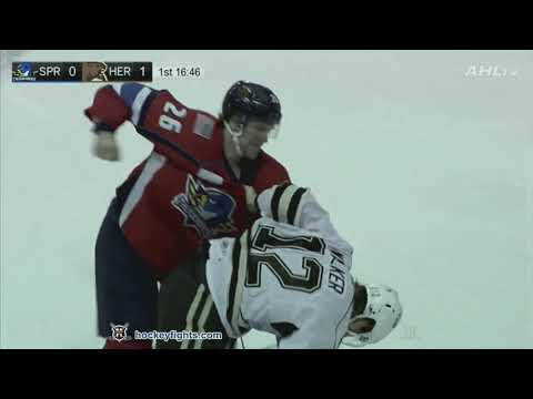 Nathan Walker vs. Bobby Farnham