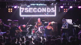 7 Seconds live @ Moscow 13.07.2014