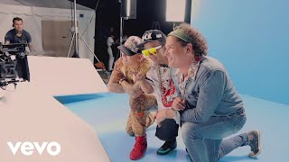Carlos Vives, Wisin - Si Me Das Tu Amor (Behind the Scenes)