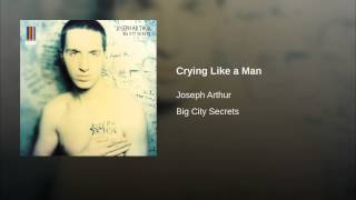 Crying Like a Man