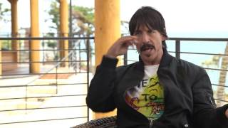 "Red Hot Chili Peppers   Anthony On ""Dark Necessities"" [The Getaway Track By Track Commentary]"