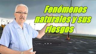 RIESGOS DE FENÓMENOS NATURALES