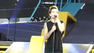 One Direction, First time 18 - One Direction in Brussels