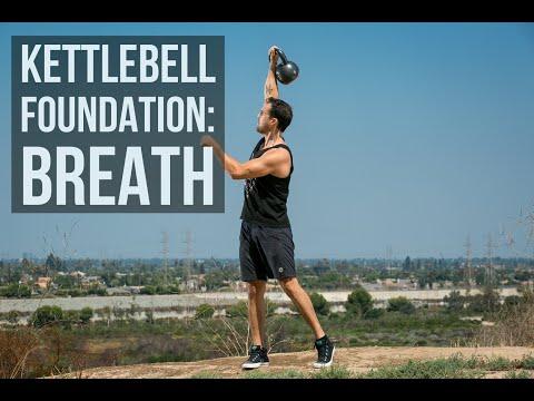 Kettlebell Certification Foundation: Breath - YouTube
