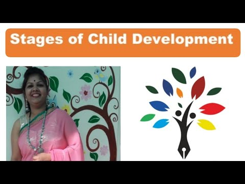 Stages of Child Development, Free Online Course, NTT, Module 7 ...
