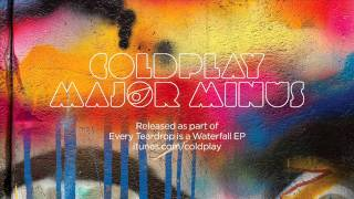 Coldplay - Major Minus (Official)