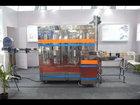 Bottle Filling Machine - 40 - 60 BPM