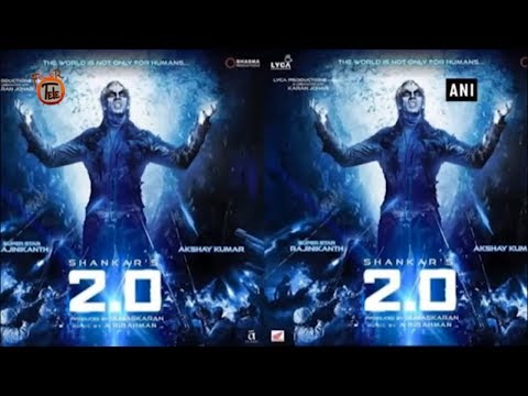 Akshay Treats Fans With Fresh Poster of '2 0'
