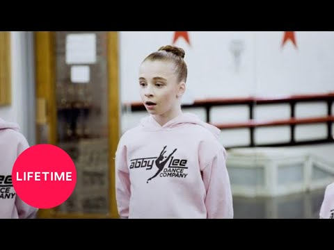 "Dance Moms: Abby Casts Roles for ""The Healer"" 