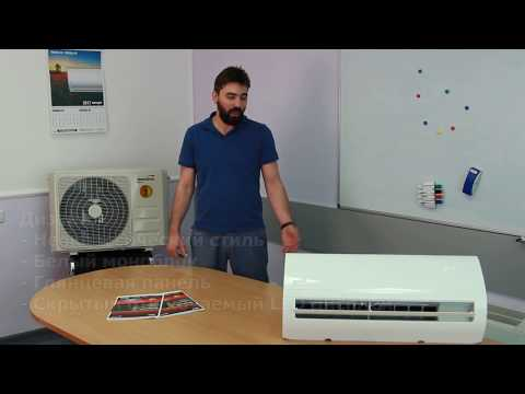 NEOCLIMA THERMINATOR INVERTER NEW 2017(NS/NU-18AHEIw) Video #1
