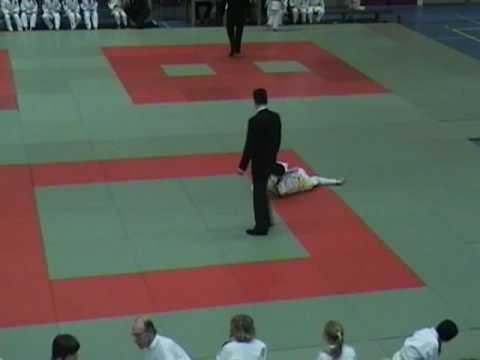 Judo Toernooi in De Stappert, Haps