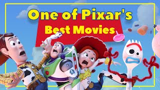 Toy Story 4 Is One of Pixar's BEST Movies