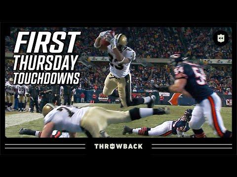 Every Team's FIRST Thursday Night Football Touchdown!