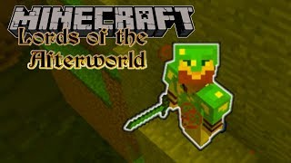 Minecraft | Lords of the Afterworld | #11 LOOKING FOR LAVA
