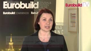 Eurobuild TV: Joanna Mroczek, CBRE