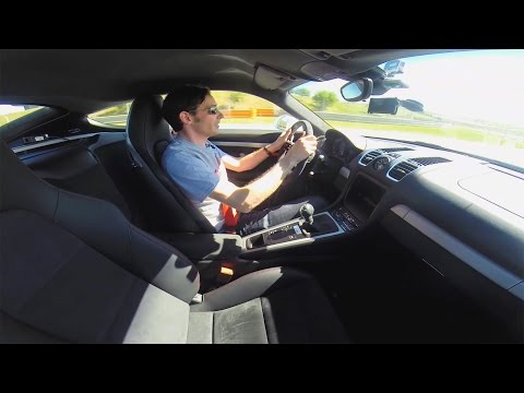 Cayman GT4 Review And Interview With Andreas Preuninger | PistonHeadsTV