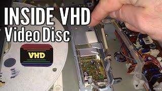VHD - The 1980s Videodisc Format Loved in Japan