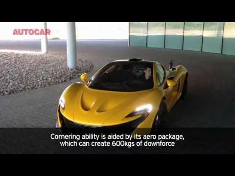 McLaren P1: see and hear McLaren's hypercar running - www.autocar.co.uk