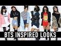 BTS (BANGTAN BOYS) & IDEAL GIRL TYPE INSPIRED OUTFITS   CELEBRITY INSPIRED TUTORIALS   Nava Rose